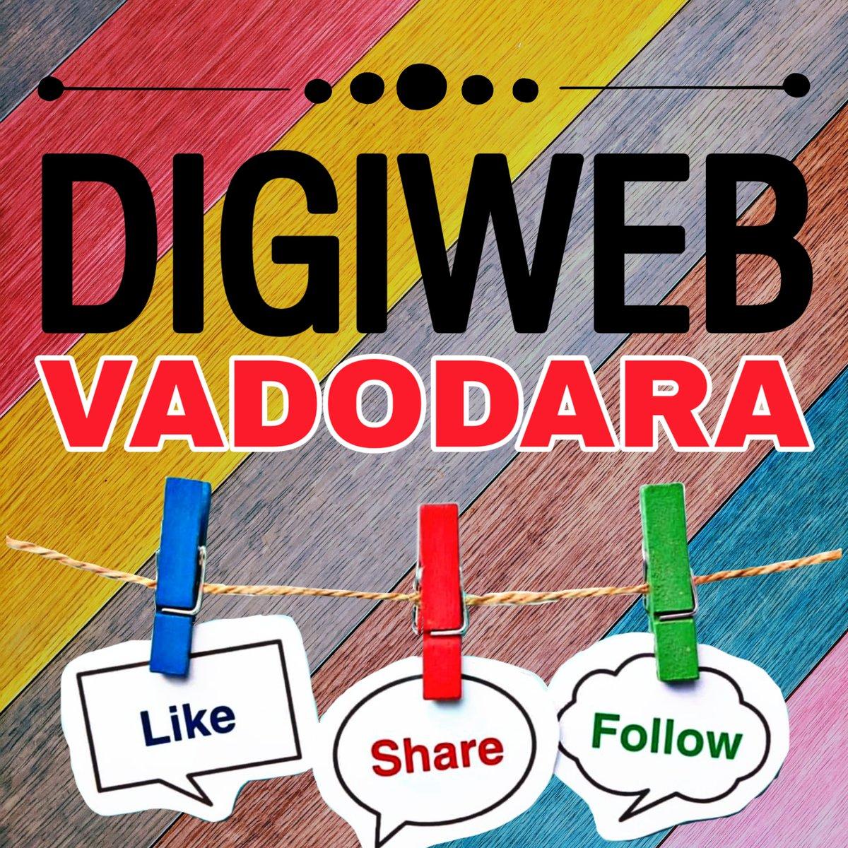 A Perfect Solution For Advertising & Marketing In Vadodara @digiwebvadodara #socialmedia  #digitalmarketing #advertising #graphicdesign #vadodara #baroda #makeinindia #vocalforlocalpic.twitter.com/ee0b8TsbB4