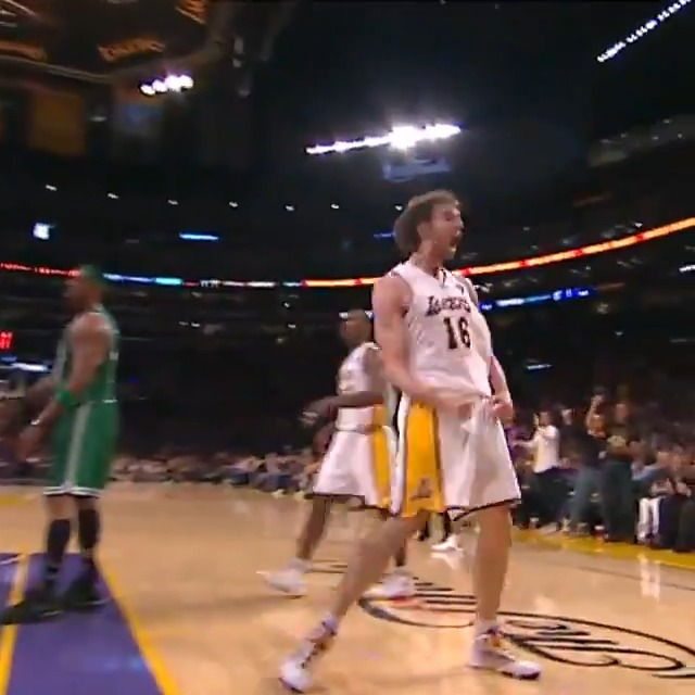 We celebrate @paugasol's 40th birthday with some of the best plays of his career! #NBAVault #NBABDAY https://t.co/ULgMuajXCo