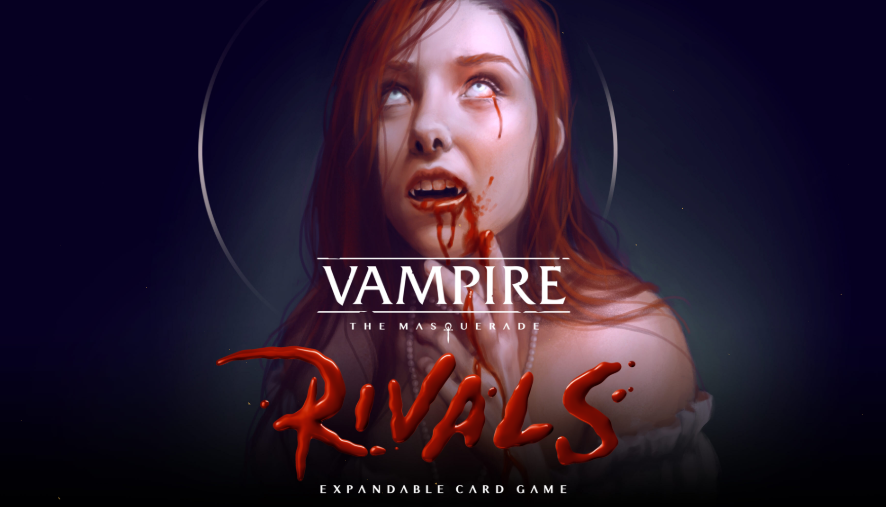 We're thrilled to share that you'll be able to virtually demo Vampire: The Masquerade - Rivals Expandable Card Game at Gen Con Online (July 30-August 2 2020)!  Sign up and sink your teeth in here: https://t.co/RYbnhdoSSM https://t.co/NYedlyHima