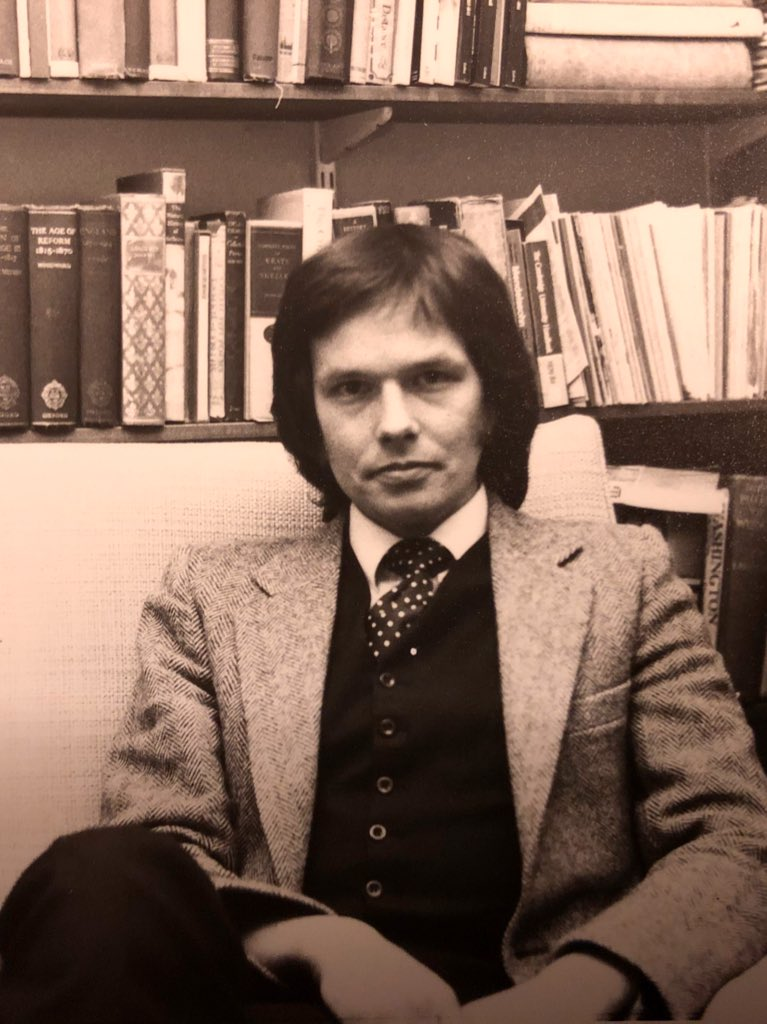 42 years ago I had the great good fortune of being appointed Head of Geography @RendcombCollege (You can tell it was the 70s from the haircut!) Looking back my 5 years at that idyllic Cotswold school remain the most rewarding of my life. Teaching is the foundation of society. https://t.co/6aP2UpO9En