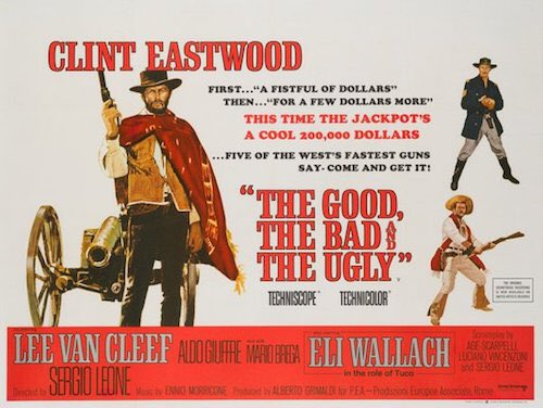 Ennio Morricone - The Good the Bad and the Ugly   https://t.co/NuzEmr6sl5 via @YouTube  Rest In Peace Ennio Morricone.... https://t.co/nXFM62Xe9U