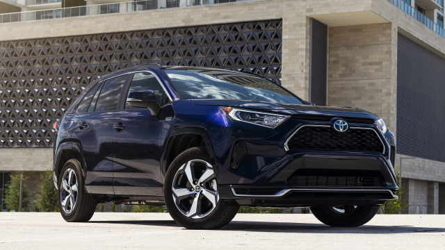 The 2021 #Toyota #RAV4 Prime will break ground as the most powerful and quickest RAV4 ever. https://onetoyota.co/3iEPyeLpic.twitter.com/FuRDxH54uP