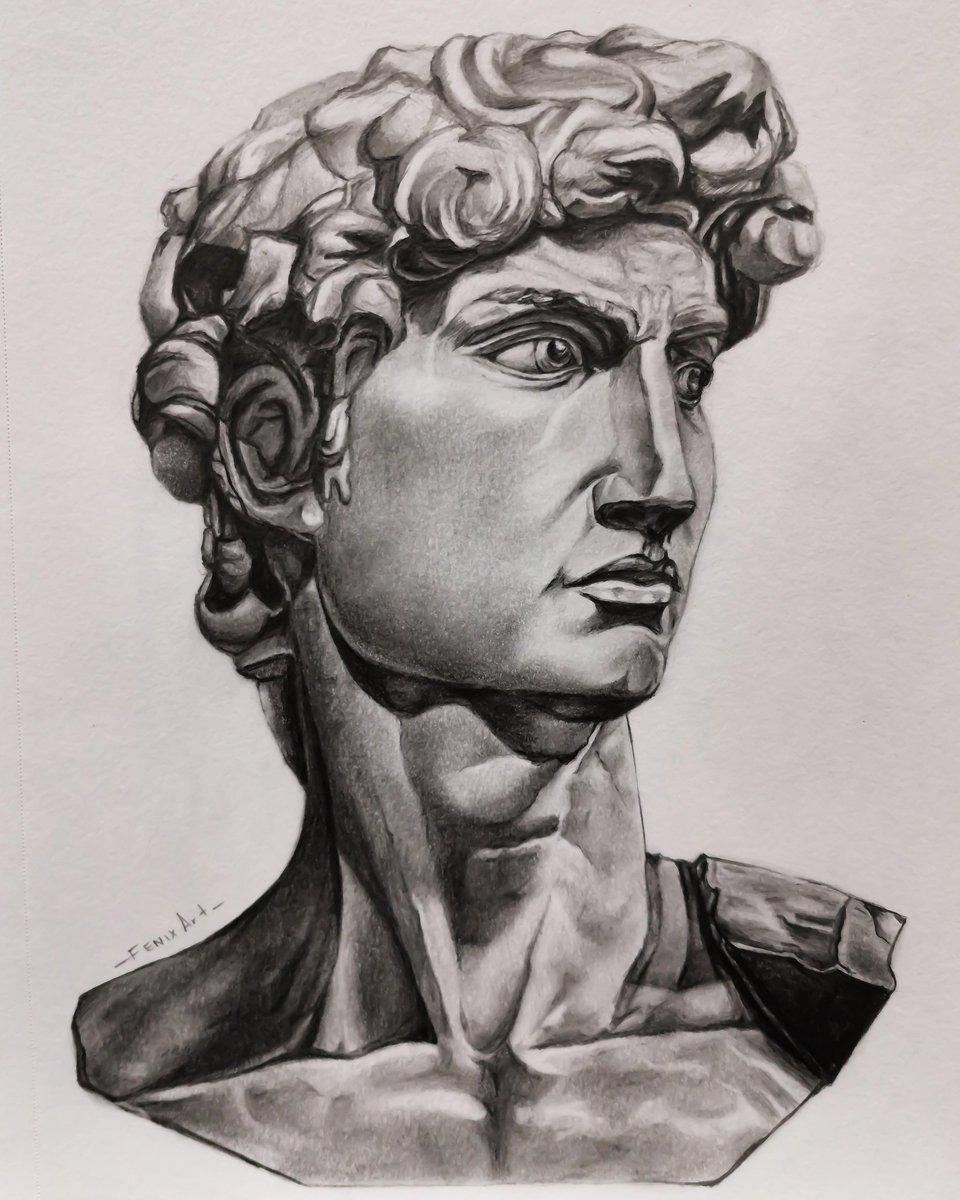 Estatua antigua Espero y les guste  Materiales Lápiz HB 2B 4B y 6B Borrador de migajon Canson mix media #drawing #draws #draw #pencilart #pencilsketch #pencildrawing  #fanart #pentelbrushpen #escultura #aesthetic #Grecia #pencilartdrawing #pencilartsworld #pencilartistpic.twitter.com/YOSqhY2Yyc