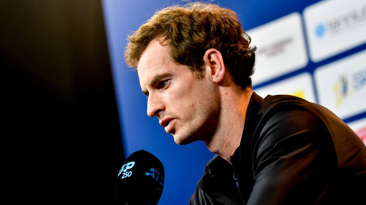 Tennis : US Open, Roland-Garros… Andy Murray prend position pour la reprise ! dlvr.it/Rb4xyN