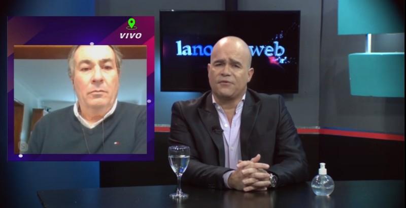 """#SanIsidro #Entrevista @AndresRolon86: """"Las actividades productivas con protocolos aprobados se deberían permitir""""  https://t.co/5dkmIFc7Iz https://t.co/XUQkHsnXdG"""