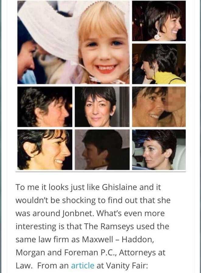 Ghislaine Maxwell has been placed in 14-day COVID isolation at Brooklyn jail EcRzn7AU8AEYkYc?format=jpg&name=900x900