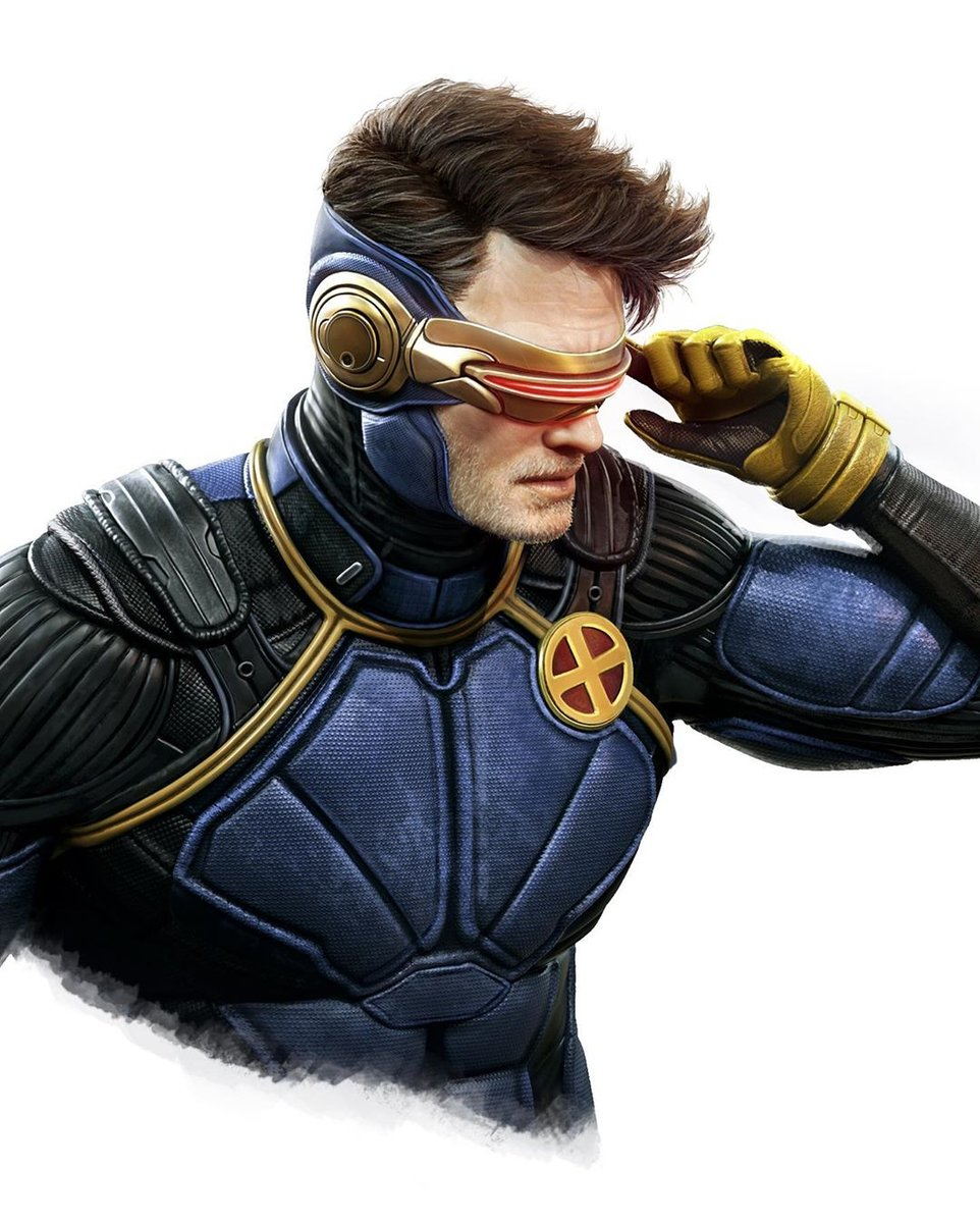 Artist Raf Grasseti has created this concept art for what Cyclops could look like in the MCU.  Do you want to see more X-Men in upcoming MCU projects?  #cyclops #xmen #marvel #mcu #whatif https://t.co/ea53ogytQt