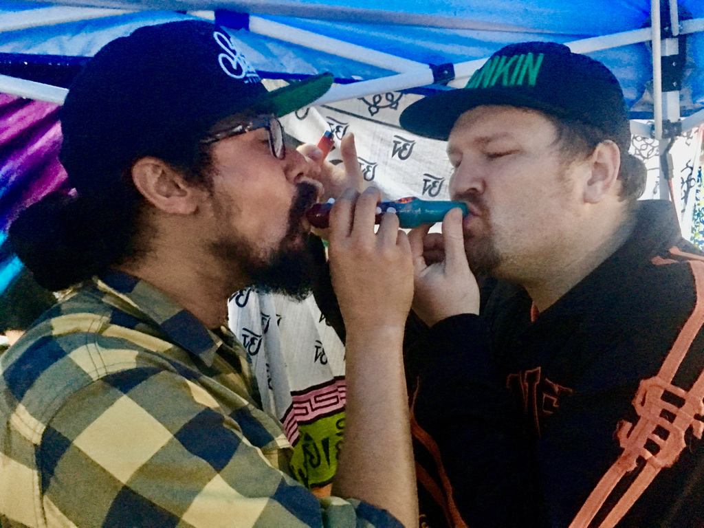 We hope everyone's smoking a Bowl For Two like us  in celebration of our live acoustic release Bowl For Two!   Tag us and on IG of your best Bowl For Two smoking moments .   Listen here: https://fanlink.to/ExpendableSingle…pic.twitter.com/XfXKQUAidb