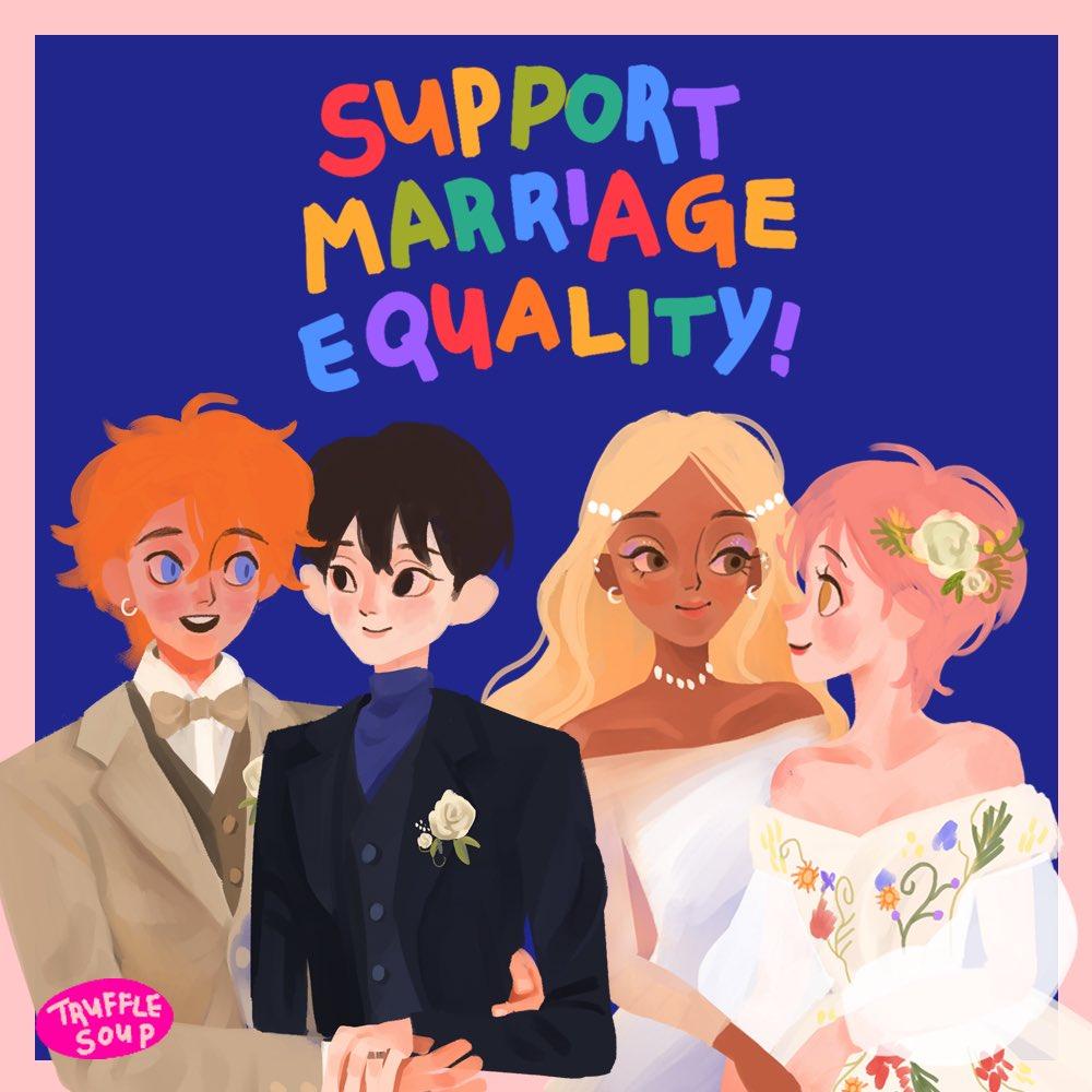 ขอเชิญชวนให้ทุกคนร่วมแสดงความคิดเห็นเรื่อง #สมรสเท่าเทียม เพื่อแก้ไข #พรบคู่ชีวิต เดิมที่ไม่ได้ให้สิทธิทางกฎหมายแก่ lgbtqa+ ให้เปลี่ยนไปในทางที่เท่าเทียมขึ้นกันค่ะ มาทำให้ lgbtq community บ้านเราดีขึ้นกันนะ!  #MarriageEquality🏳️🌈  Link : https://t.co/dqFARsCkcP (มีแบบสตอรี่ในเธรด) https://t.co/p0gqxpdO1p