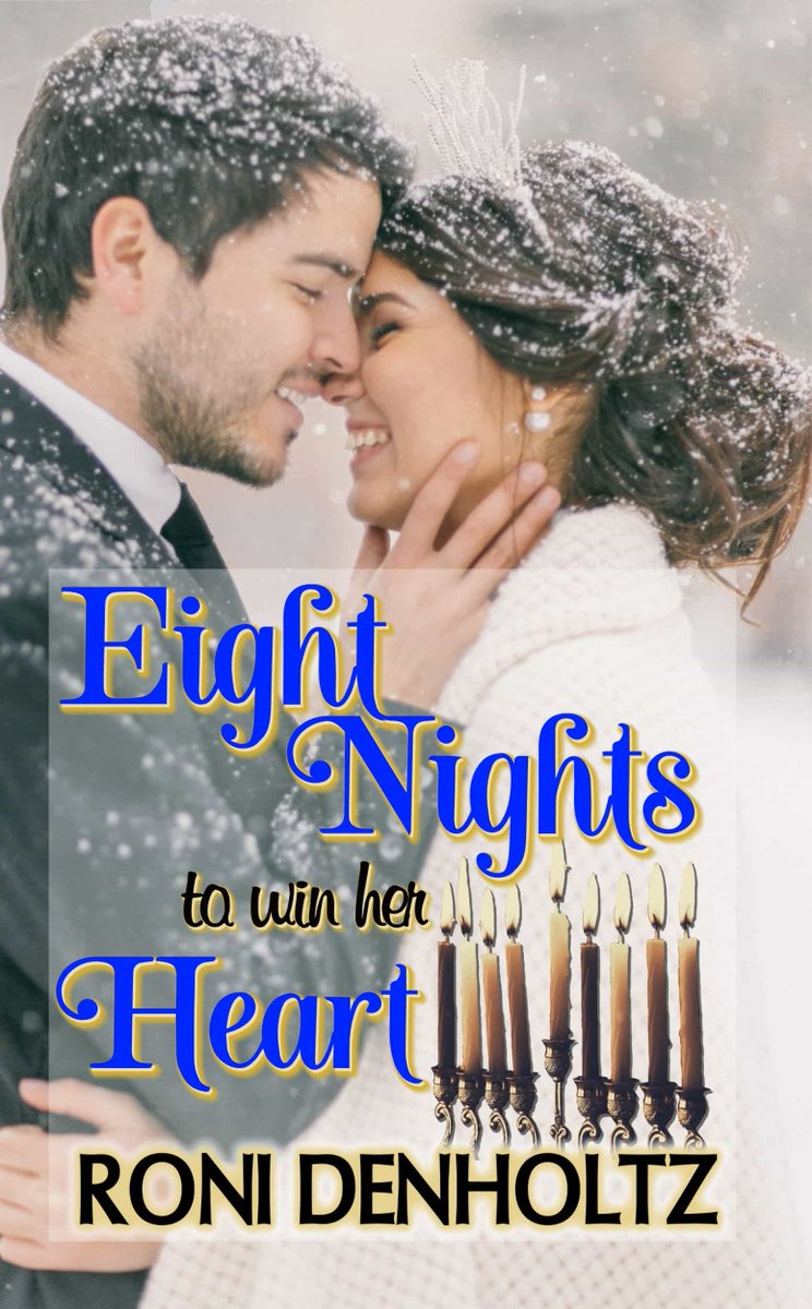 Eight Nights to Win Her Heart by Roni Denholtz is a Christmas in July Fete pick #romance #giveaway https://t.co/sh6WqNchmK via @NNP_W_Light https://t.co/qzVUVwTGO7