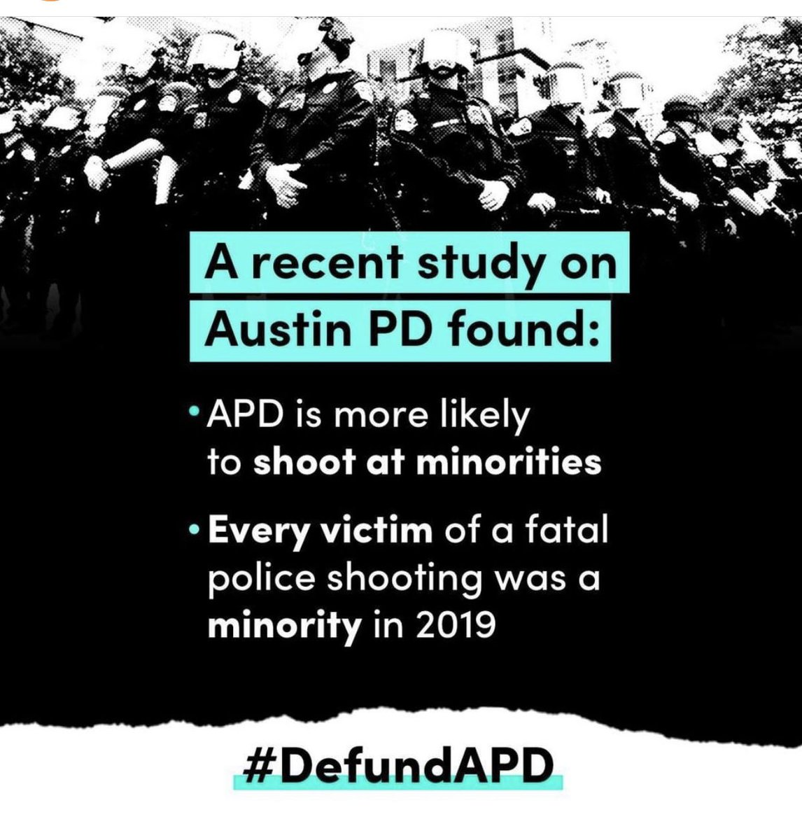 Really #austin #Texas ? #DefundThePolice https://t.co/YQJdQASCX2