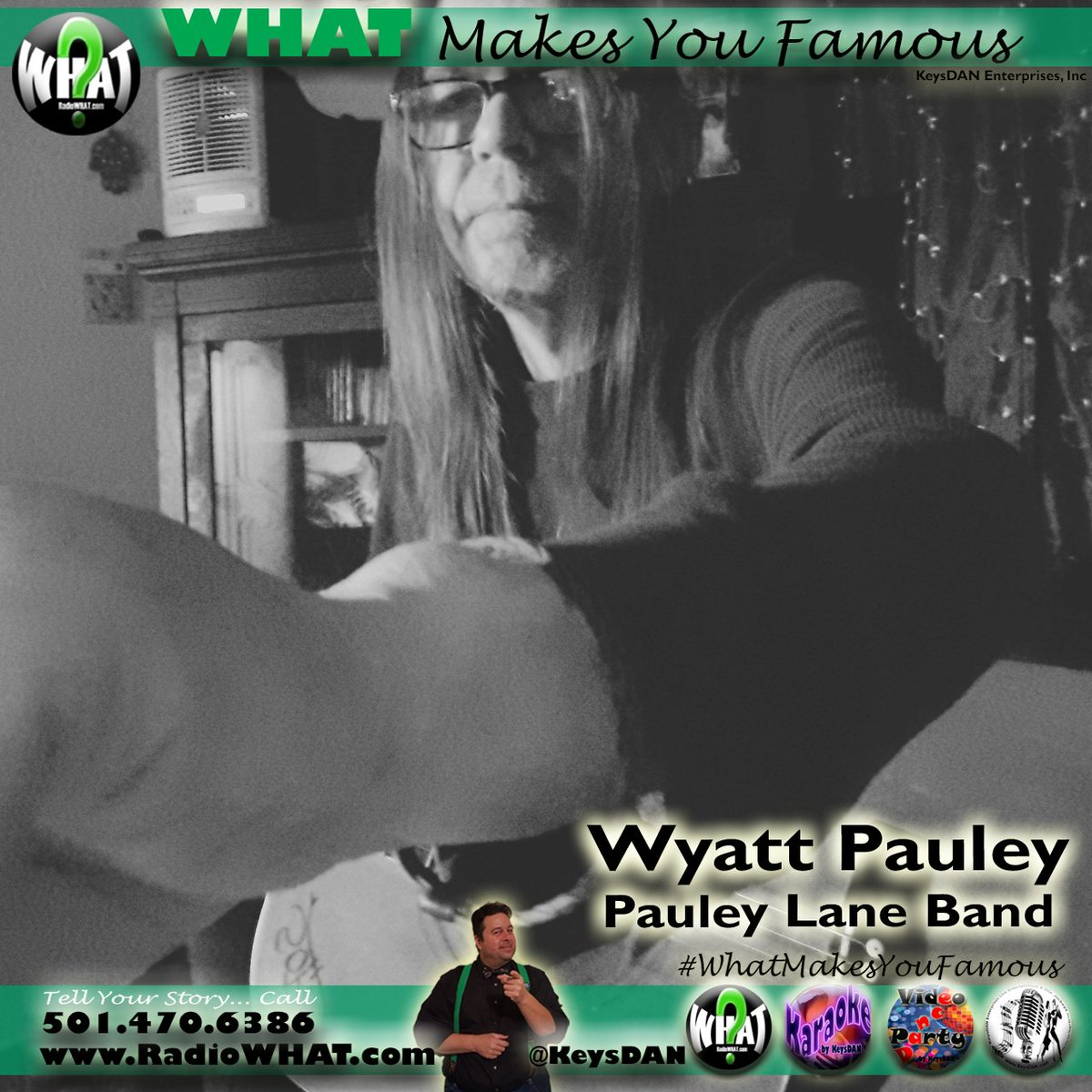 2020-07-06 Wyatt Pauley Pauley Lane Band What Makes You Famous #PODCAST #WhatMakesYouFamous @KeysDAN @wyattpauley @pauleylaneband @inexrecords https://anchor.fm/keysdanshow/episodes/Wyatt-Pauley-Pauley-Lane-Band-What-Makes-You-Famous-PODCAST-WhatMakesYouFamous-KeysDAN-egdhj1 … #guitars #guitar #guitarist #music #guitarplayer #guitarporn #musician #guitarsolo #guitarsofinstagram pic.twitter.com/BYZUeEZZAF