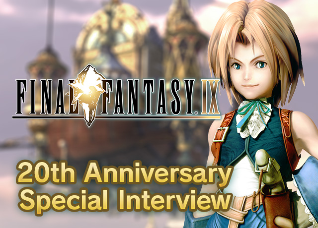 Square Enix celebrates Final Fantasy IX's 20th Anniversary with a new interview series featuring the game's developers  https:// finalweapon.net/2020/07/06/squ are-enix-celebrates-final-fantasy-ixs-20th-anniversary-with-a-new-interview-series-featuring-the-games-developers/  … <br>http://pic.twitter.com/tN3WxiC08c