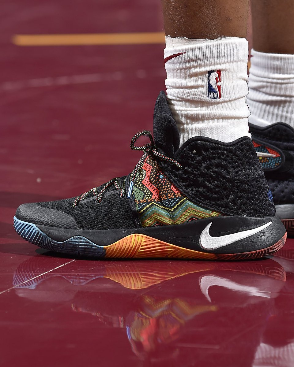 DG the PG in the BHM Kyrie 2. Know your history.