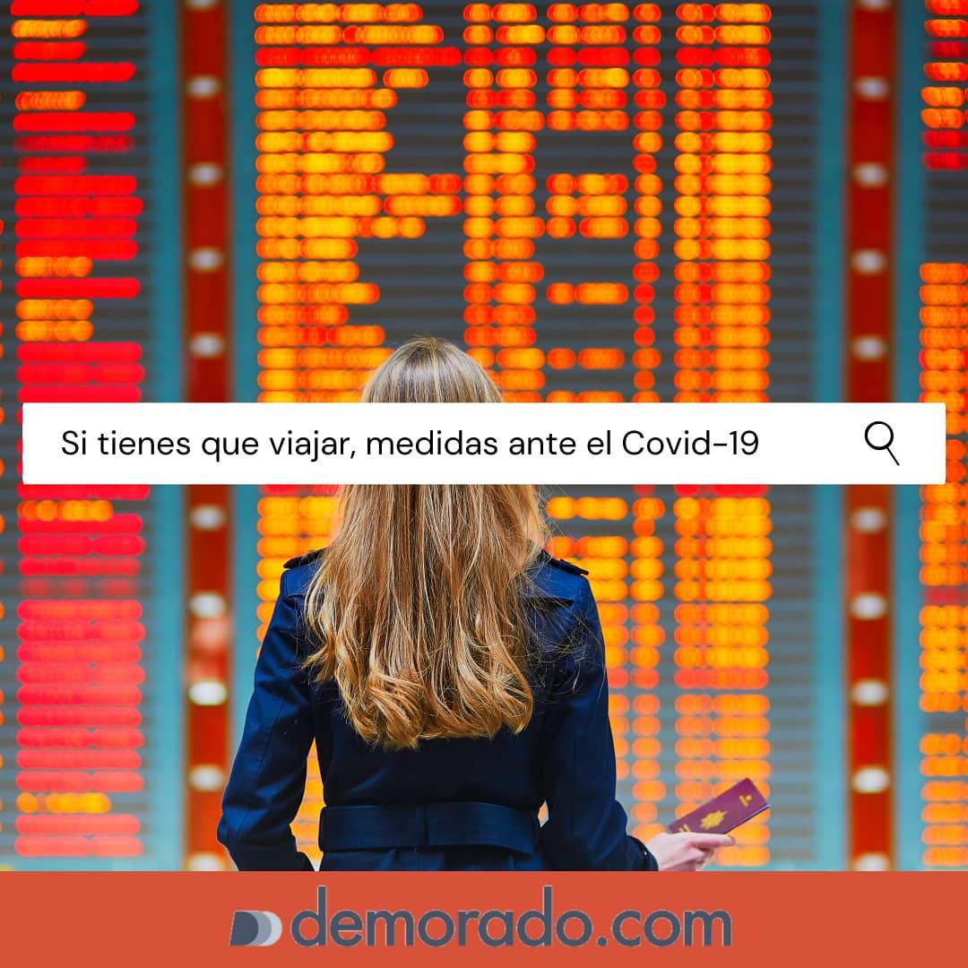 Vas a viajar ? Checa estas recomendaciones por parte de la OMS  https://t.co/EffG9yVFPv  #quedateencasa #covid #coronavirus #cuarentena #demora #demorado #saladeespera #aeropierto #aicm #espera #waiting #sala #restaurante #gourmet #cdmx #mexico #airplane #keep #maletas #piloto https://t.co/86lx3ttQaF