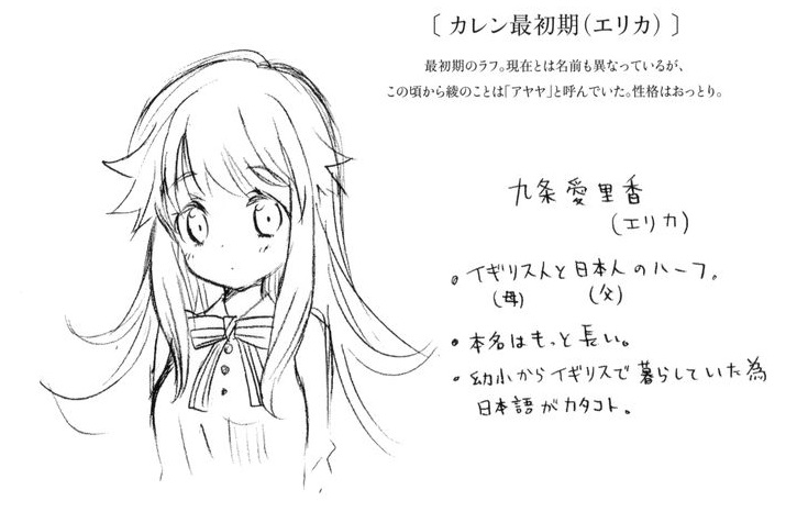 See???? I wasn't lying about Kujou Erika!!!! #kinmosa #kiniromosaic https://t.co/Ix6EDFLbr7
