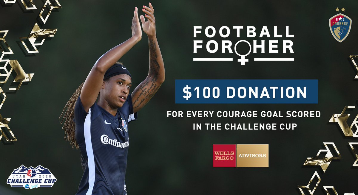 With @abbyerceg's game winning goal, the @BartolHoile_WFA donation for Football for Her totals up to $500.   #NoFinishLine https://t.co/0UiP5NNQnw