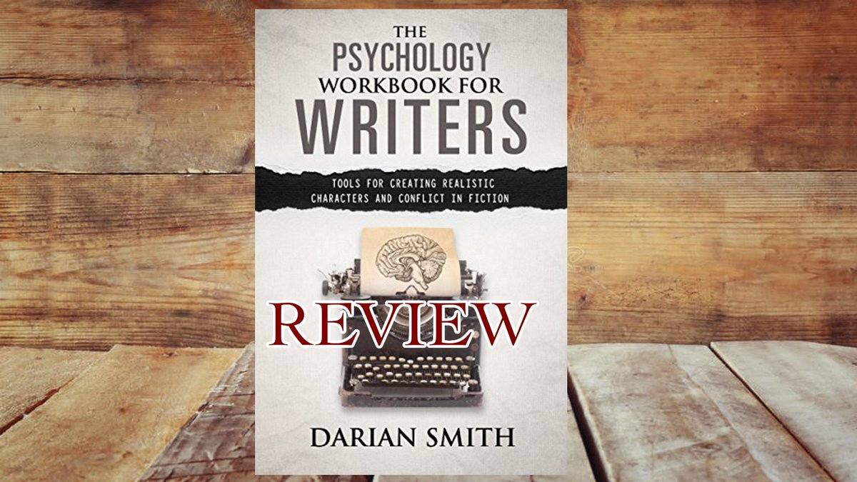 Check out my first #BookforWriters review. I review the Psychology Workbook for Writers by Darian Smith. https://youtu.be/vQs_TeP4xmc #writingbooks #authortube #booksforauthors #writingcommunitypic.twitter.com/QpflKZs9Uj