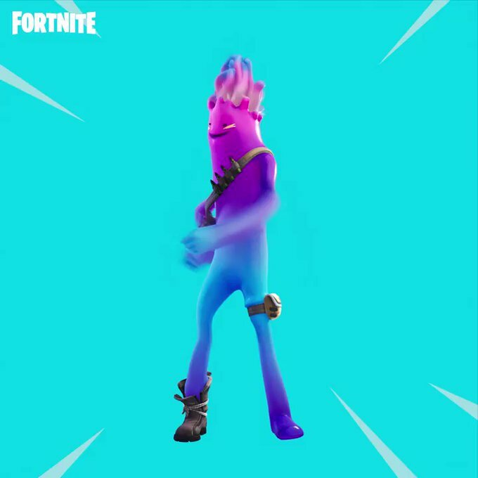 FortniteGame : Chill out and loosen up.   Grab the Get Loose Emote in the Item Shop now! pic.twitter.com/HEfinqaNYz (via Twitter https://twitter.com/FortniteGame/status/1280290433051000833 …)pic.twitter.com/dw77icwmLd
