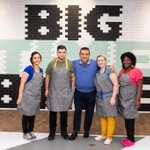 Image for the Tweet beginning: .@CakeBossBuddy is back for another