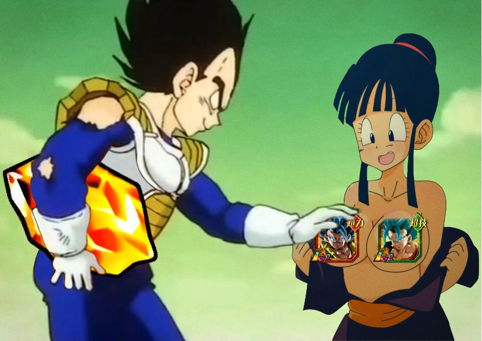 They both shall be mine #dokkan  <br>http://pic.twitter.com/aild4WrbKO