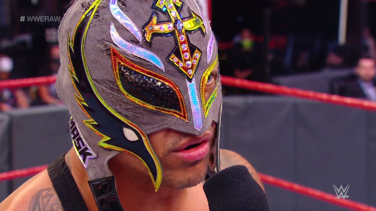 Rey Mysterio Meets WWE Officials In Connecticut; More Update On Career 2