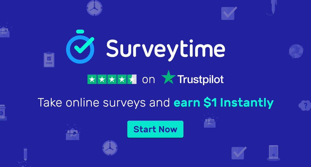 Earn just by doing surveys! https://t.co/zAfo9gOgOu