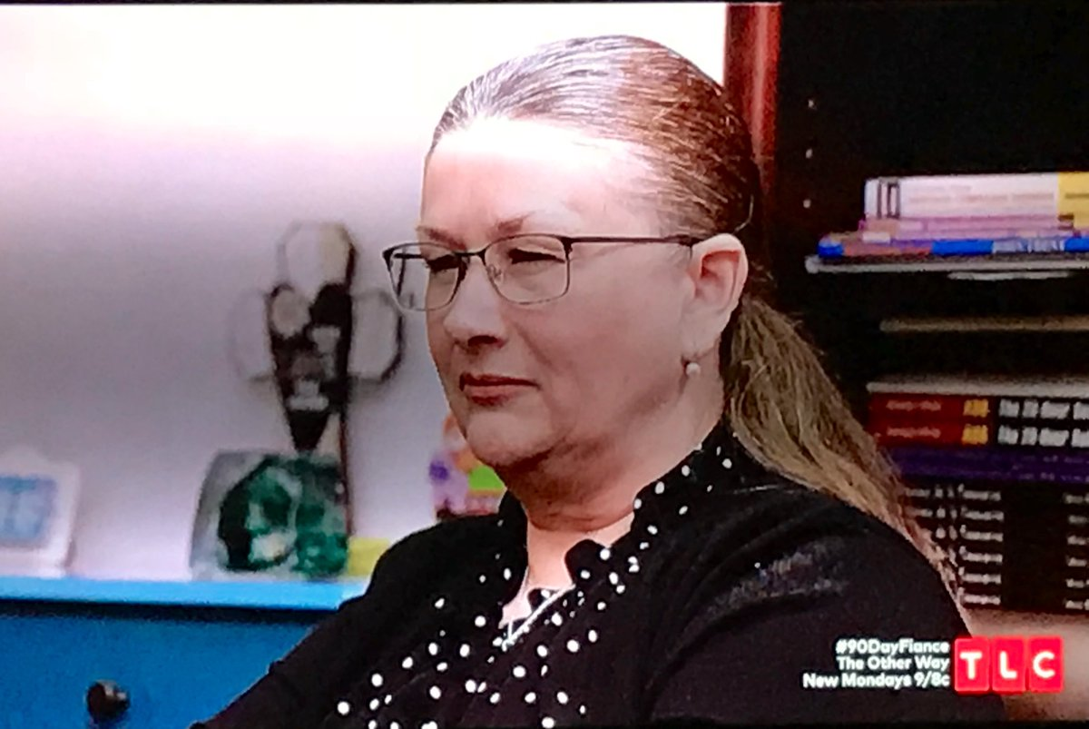 When you're trying to figure out how to tell someone they're a selfish asshole and still get paid for the session.  #90DayFiance #90dayfiancetheotherway <br>http://pic.twitter.com/XvDOqIxF97