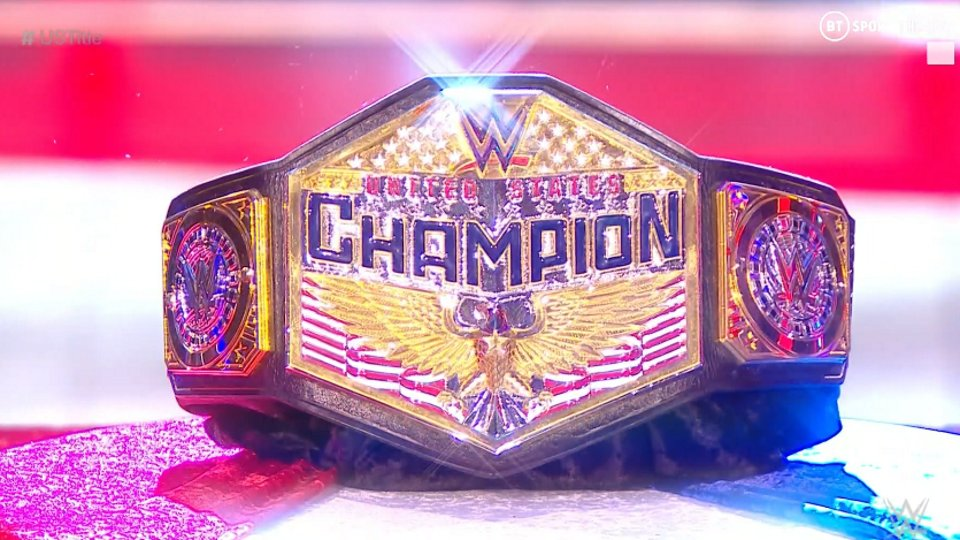 Thoughts on the new #USTitle? #WWERaw  <br>http://pic.twitter.com/ZmANFbOZC8