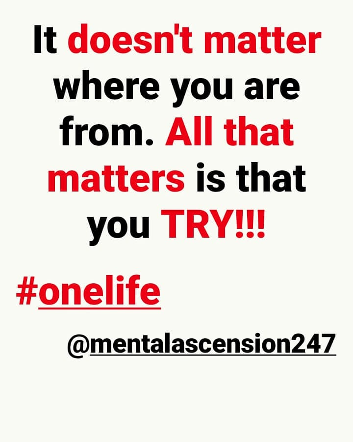 @mentalascension247   Don't Stop #motivation #motivationalquotes #mental #mentalhealth #mentalhealthawareness #selfawareness #mentalascension #ascension #mentalstrength #mentallystrong #onelife #life #awareness #awesome #quotes #try #trysomethingnew #mindfulness #mindpic.twitter.com/PIqoVhLWAW