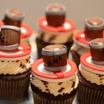 Image for the Tweet beginning: It's cupcake time! #BigTimeBake