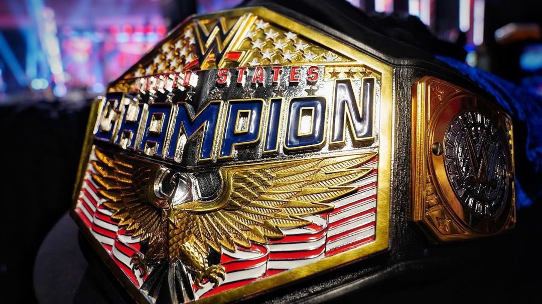 Anything with a winged eagle scores points with me.  Thoughts? #WWERaw  <br>http://pic.twitter.com/6PorMpN82I