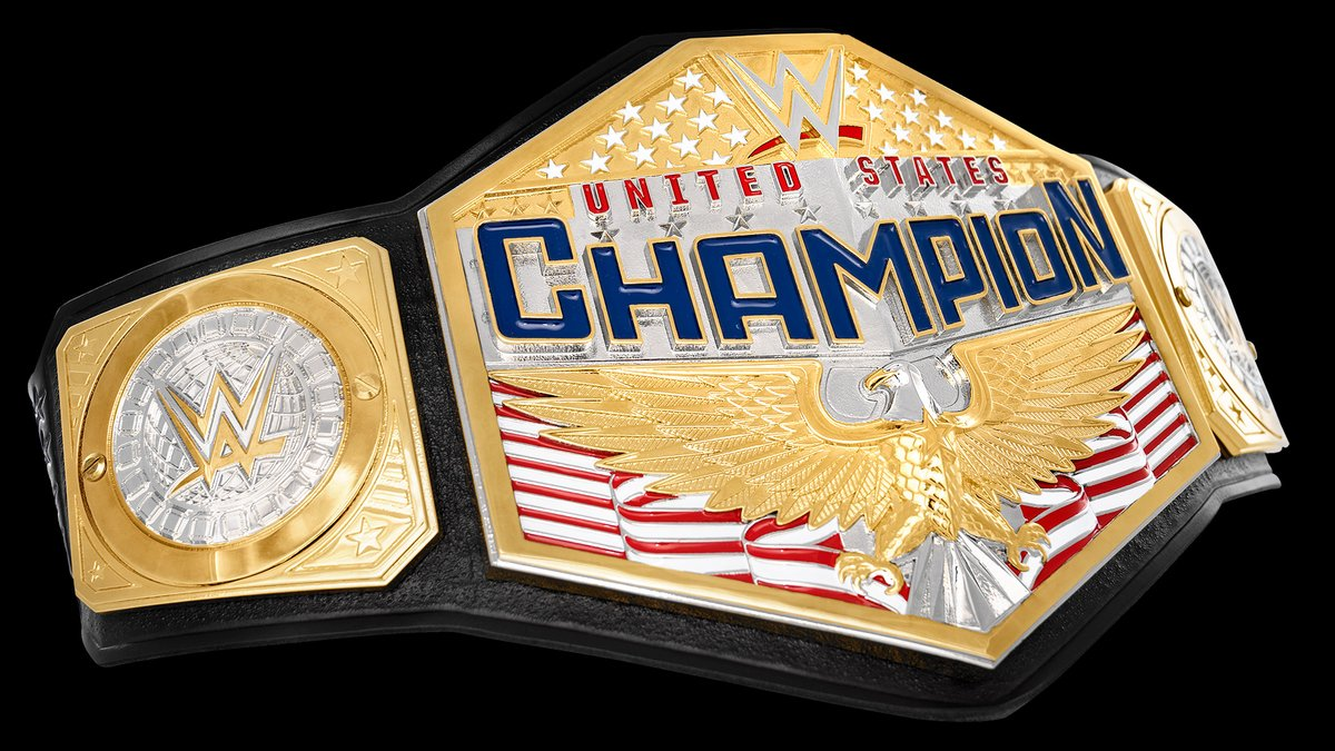 New United States Championship Revealed (Photo)