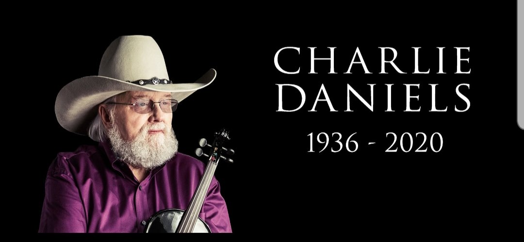 I always enjoyed teaching my students about @CharlieDaniels during NC Music in our schools month. I'm #heartbroken today. Thank you for the music, Mr. Daniels!  pic.twitter.com/uXWSyTQ8Sa