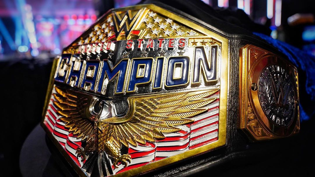 A new era.   Which one is the better title belt, Like for US and retweet for the IC title.   #WWERaw https://t.co/BCf1c1MUIb