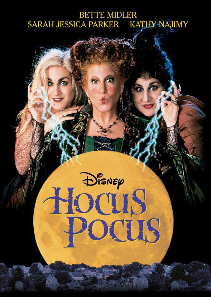 cuando era chiquita esperaba ansiosa q sea halloween para q pasen estas películas en disney https://t.co/iQj0ke00zD