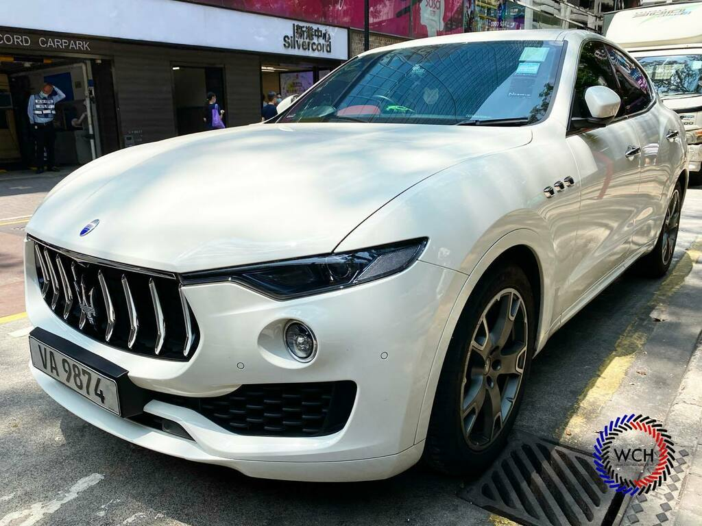 Maserati Levante (🇭🇰) #maserati #levante #maseratilevante #maseratilove #maseratifans #maseratihk #maseratihongkong #carsofwongchukhang #carsofkowloon #carsoftst #carsofinstagram #cargram #carspotting #instacars #subcompact #hatchback https://t.co/qTOhbEKQoF