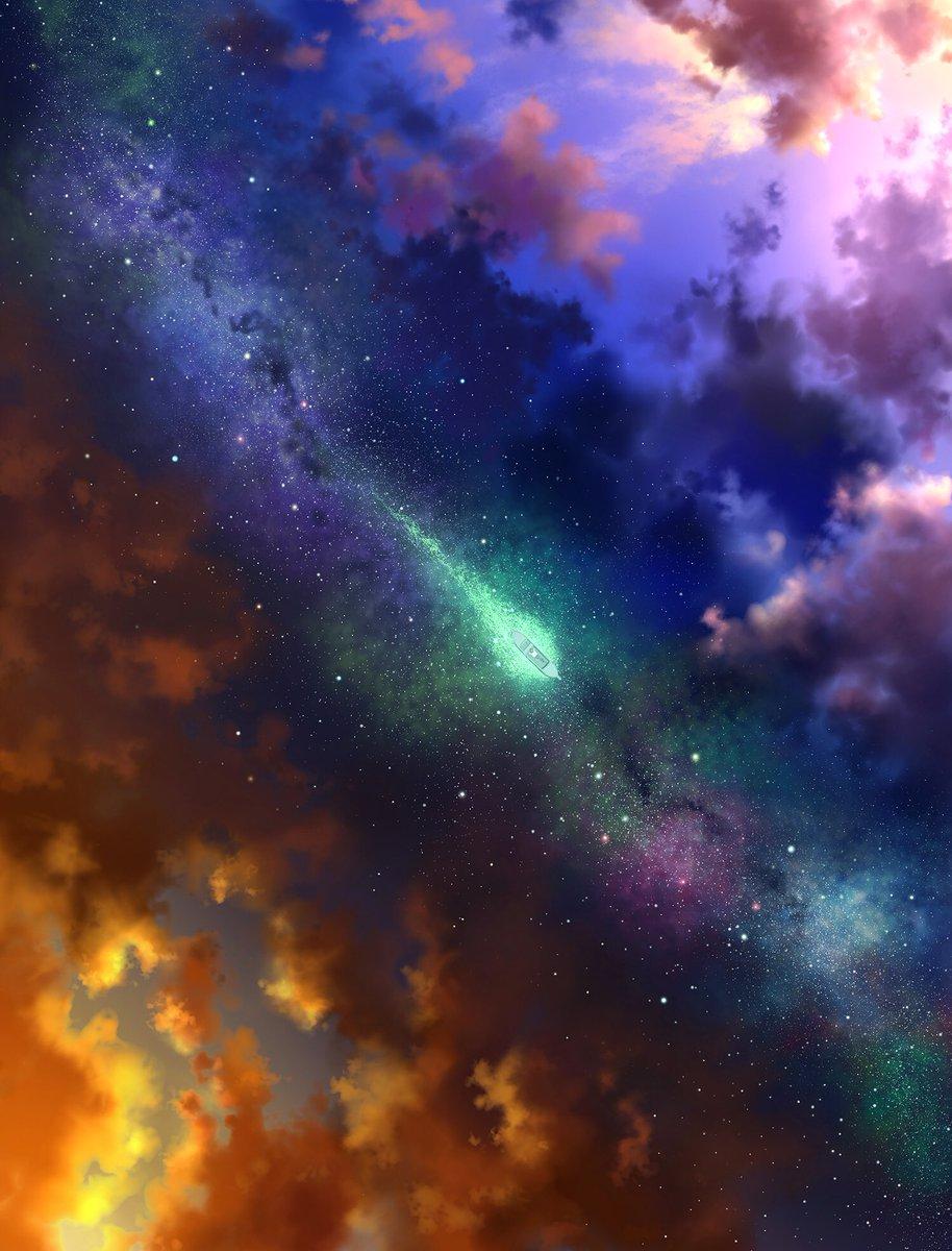 #七夕 #七夕のお願い星に願いを…楽しく素敵な絵が描けますように♪