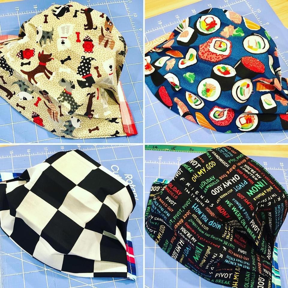 New patterns! #masks 🖼🍣       #livevaccarously #cottonmask #wearamask #racecar #racingflag #nascar #dogs #sushi #friends #etsy   Shop: https://t.co/5JZ0oLGxtf https://t.co/AavwbjAYDi