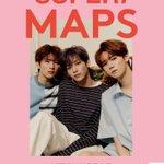 Image for the Tweet beginning: 📖新商品📖  #CRAVITY 表紙&特集💕 韓国雑誌 #MAPS 2020年8月  ご予約は💁⇒  #クレビティ #明日花キララ