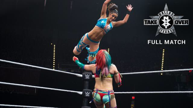 Bayley vs Asuka NEVER disappoints   <br>http://pic.twitter.com/r4TPocC69z