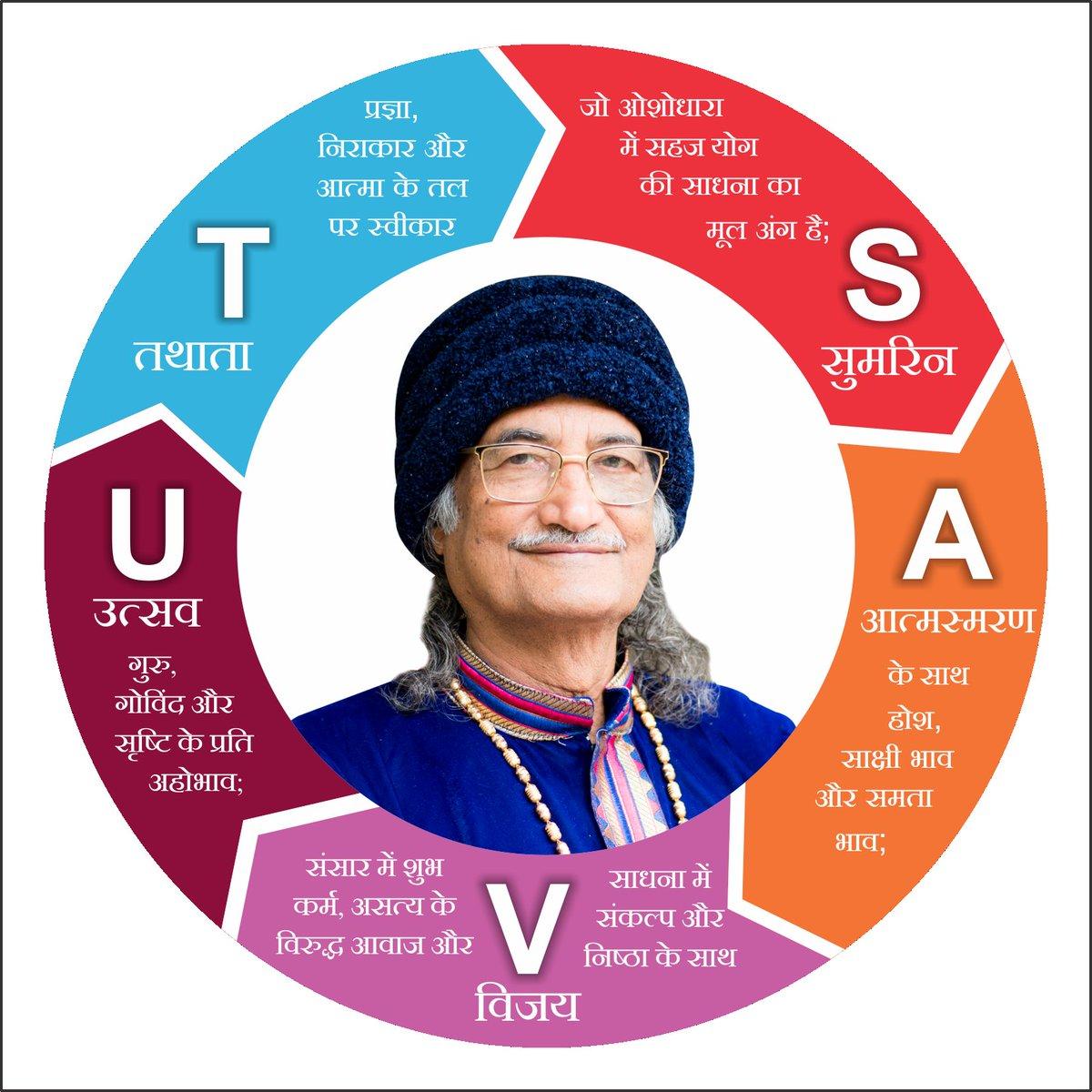 #UTSAV 🌹  On this Gurupurnima, Sadguru gifted us the message of 'UTSAV' in his 'Aasheesh Vachan' 💐  @SiddharthAulia Ji #SunoBhaiSadho #celebration #gratitude #acceptance #victory #spirituality #selfcare #joy #happiness #personalgrowth #growthhacking #personaldevelopment #quotes https://t.co/ap9fHrYgoK
