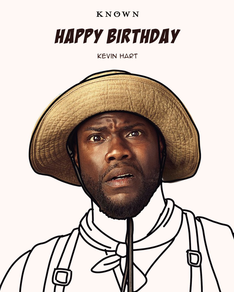 Happy 41st Birthday to the funniest man on planet. Enjoyed your new trailer #DieHart #actionstar  @KevinHart4real @KevinHartFans_   #happybirthday #kevinhart #birthday #rock #funny #comedian #actionstar #action #DieHart #love #movies #Films #Hollywoodpic.twitter.com/uxB9WfARC7