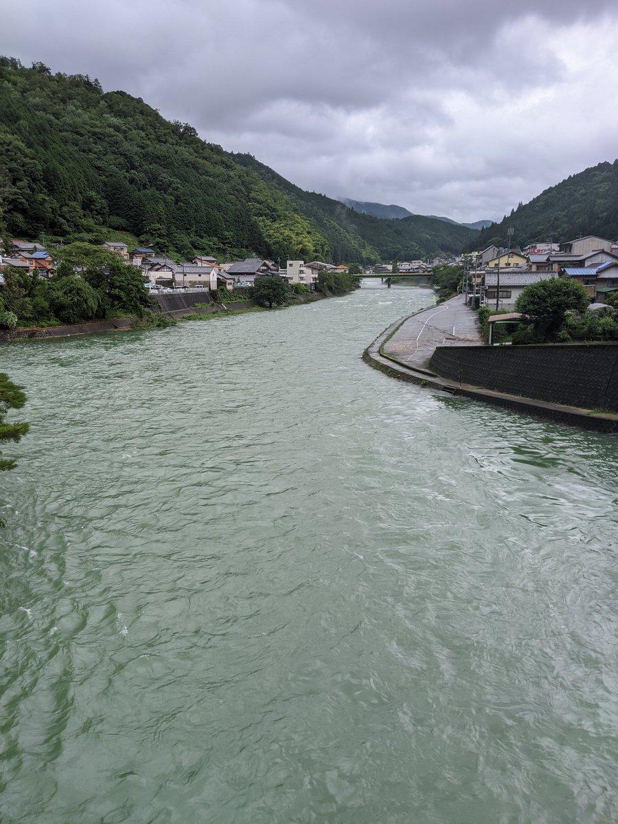 飛騨 川 水位