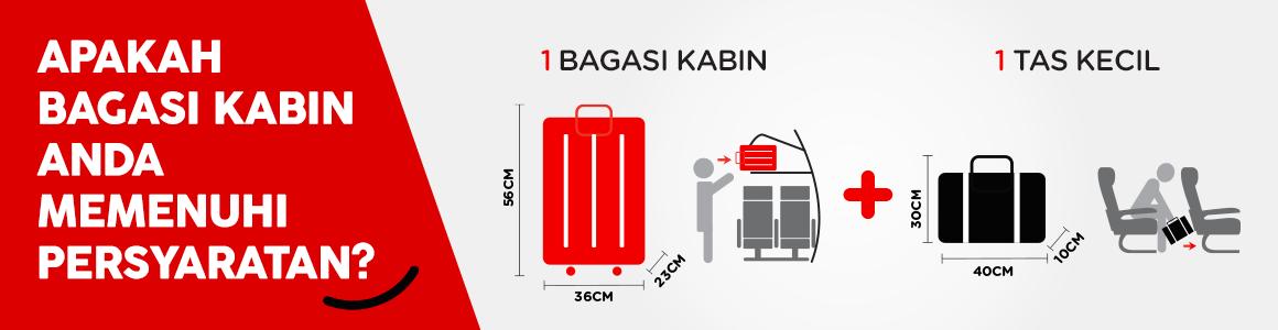 AirAsia kembali ke aturan lama dengan memperbolehkan 2 bagasi kabin.  https://t.co/DA62v8NTIG https://t.co/lSkaBcaKPF