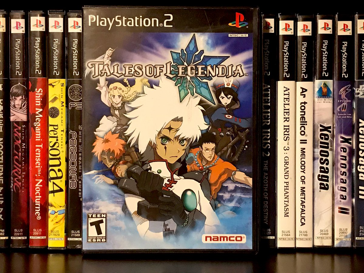 Tales of Legendia is one of the more polarizing games amongst fans of the series when it comes to its throwback 2d battle style visuals and mechanics—but I LOVE it!  Beautiful colorful world and cheesy humor but I enjoy it #PS2sDay #gamers #TalesOfLegendia #GamersUnite pic.twitter.com/PxnB63I2PC