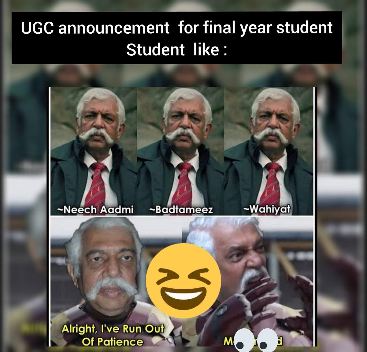 ना डरे ना GYM करे Full भारी गाड़ी में भी और भरे। #COVID19India  #LucknowUniversity  #ugc_cancel_exam  #StudentsLivesMatterspic.twitter.com/Oq2h90LHLT