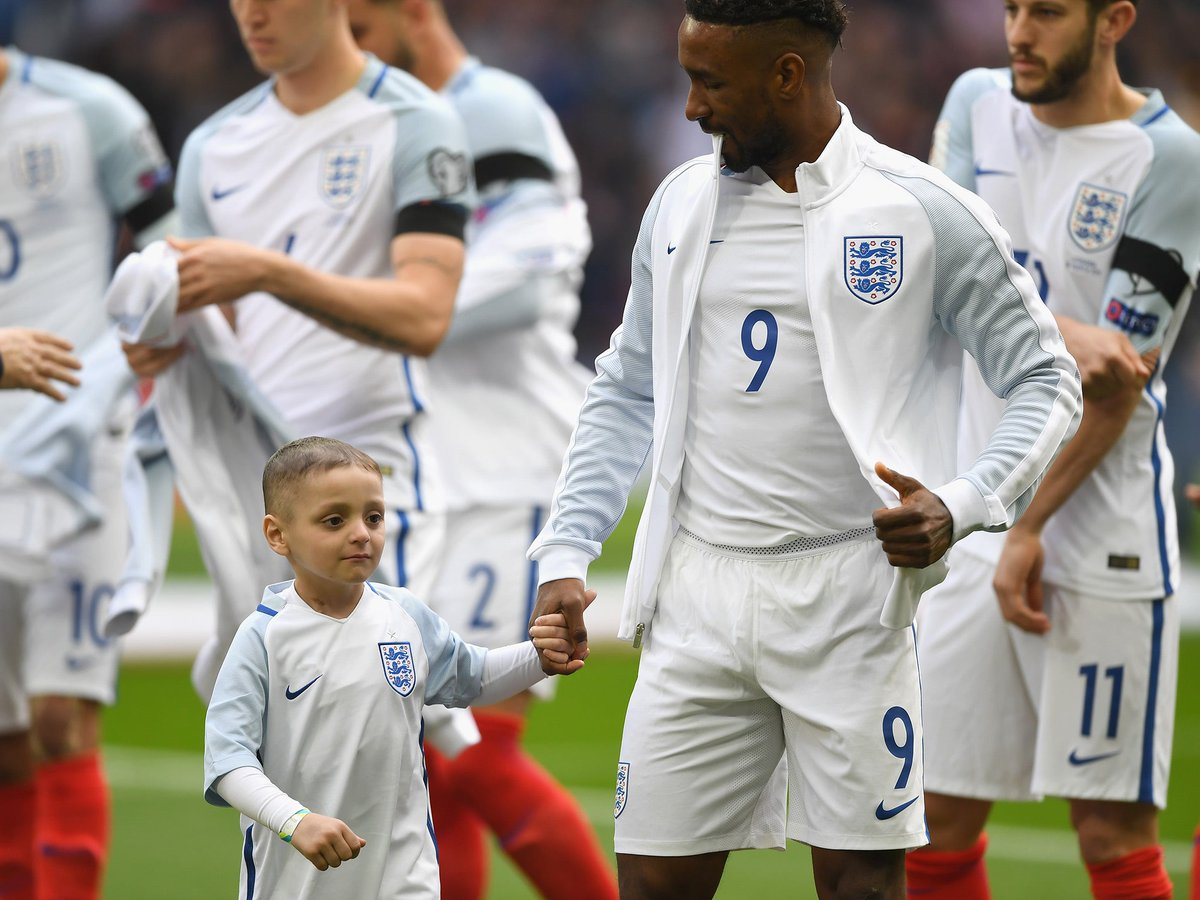 RT @WATP_com: Remembering Bradley Lowery today, three years on but never forgotten 🙏💙❤️ https://t.co/Ei3isRGtaM
