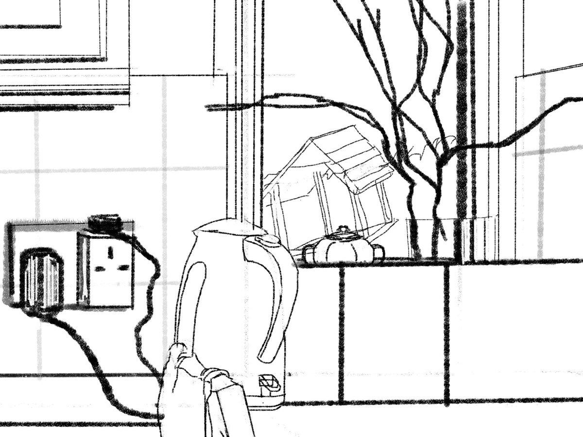 #dailysketch #draweveryday #drawing#sketchingdaily #sketch 'window'pic.twitter.com/3pJjKMROQA