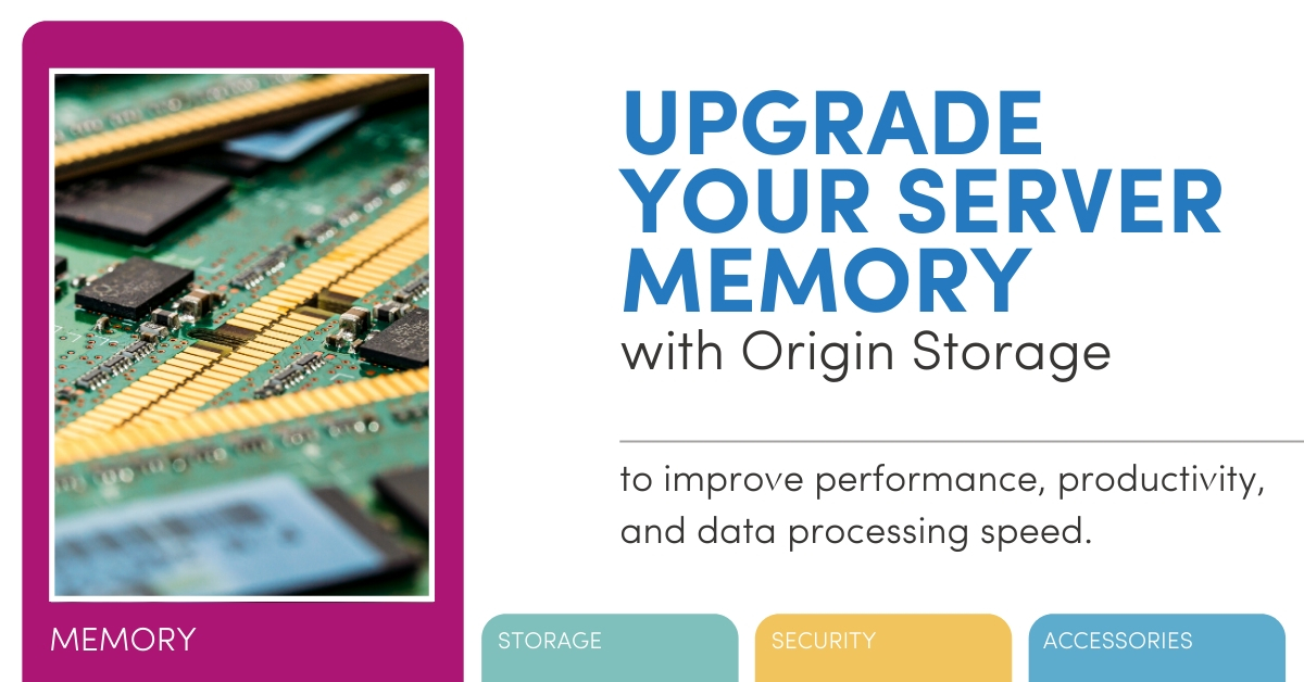 Upgrading your server memory improves performance, productivity, and data processing speed without having to break the bank.   Visit the Origin Storage website to find out more about upgrades: https://fal.cn/39143  #server #memory #upgrade #performancepic.twitter.com/0zD69AFndx